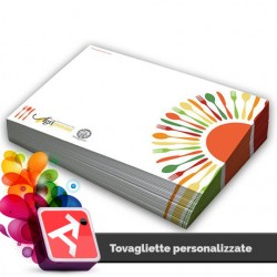 Tovaglietta personalizzata